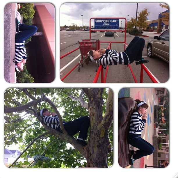 Sherlocking . . . in Trees and Parking Lots