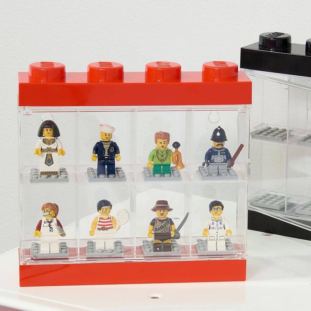 Lego Minifigure Display Case