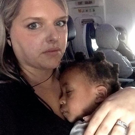 Mom's Open Letter to a Man on Her Flight