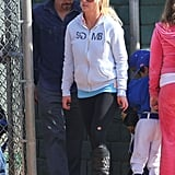 Britney Spears and Kevin Federline Team Up Again For Sean Preston