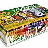 For 7-Year-Olds: Crayola Meltdown Art Set