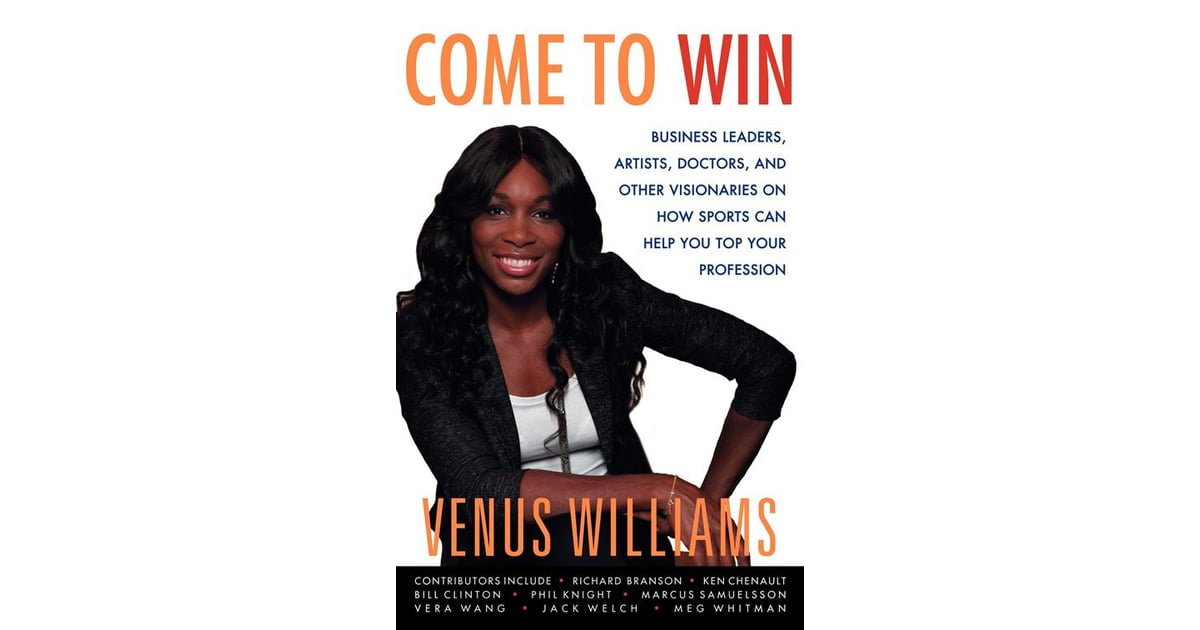 Come to Win | Books by Female Olympic Athletes | POPSUGAR ...