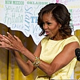 Michelle Obama's Dropping a Hip-Hop Album —It Might Make You Healthier!