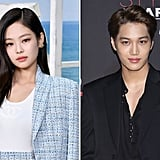 Jennie Kim and Kai