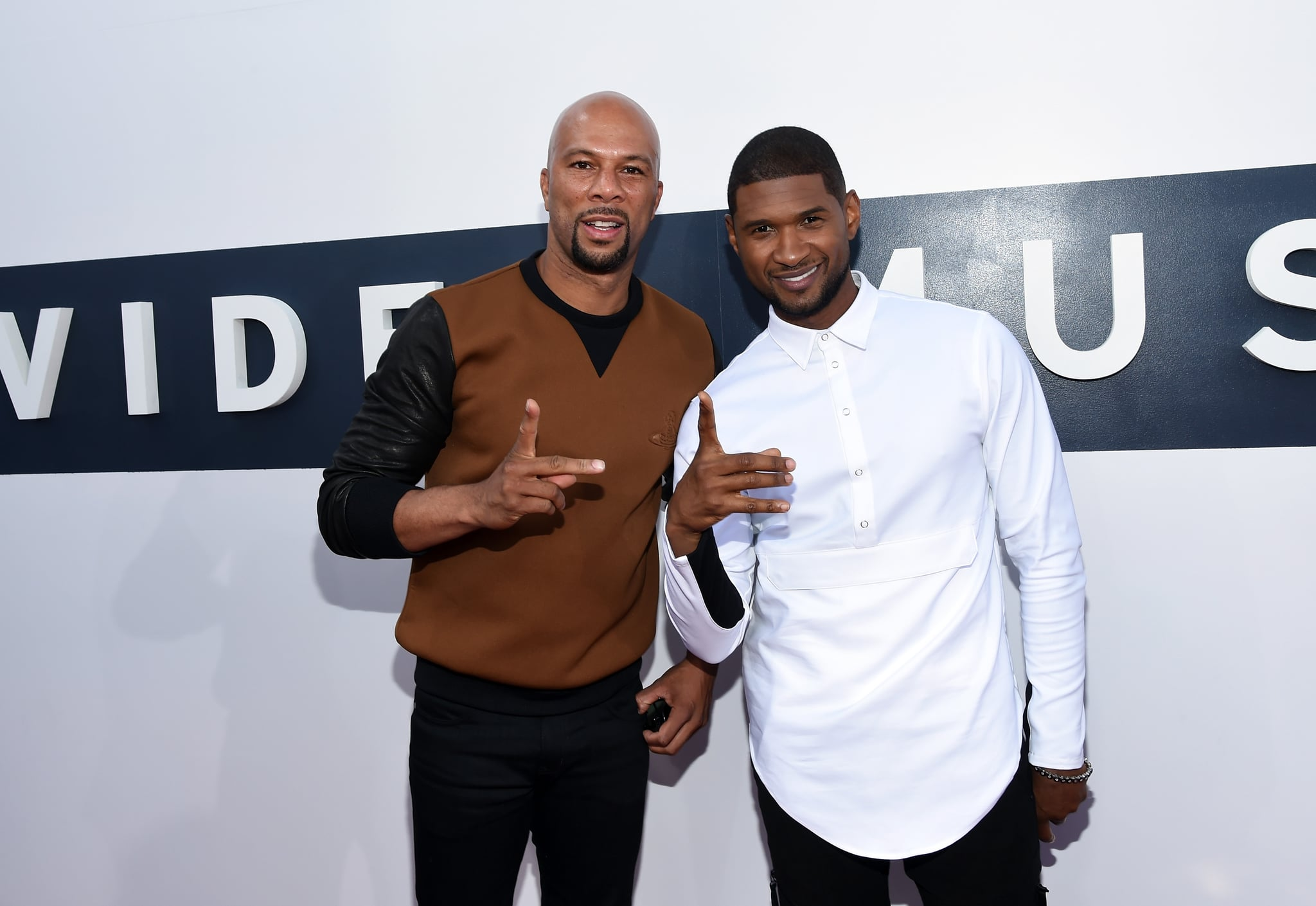 Common and Usher