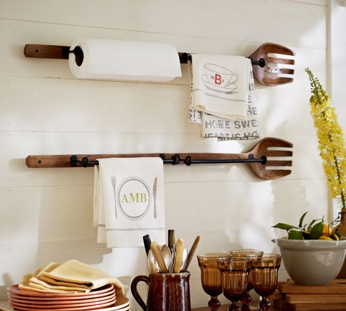 pick practical and stylish pieces small kitchen organization ideas