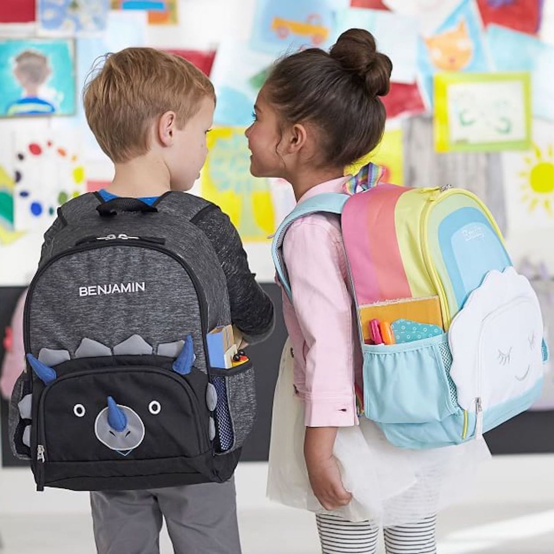 KID CHILD GIRL PRESCHOOL BAG SCHOOL STATIONERY SHOULDER BACKPACK EDUCATIONAL TOY