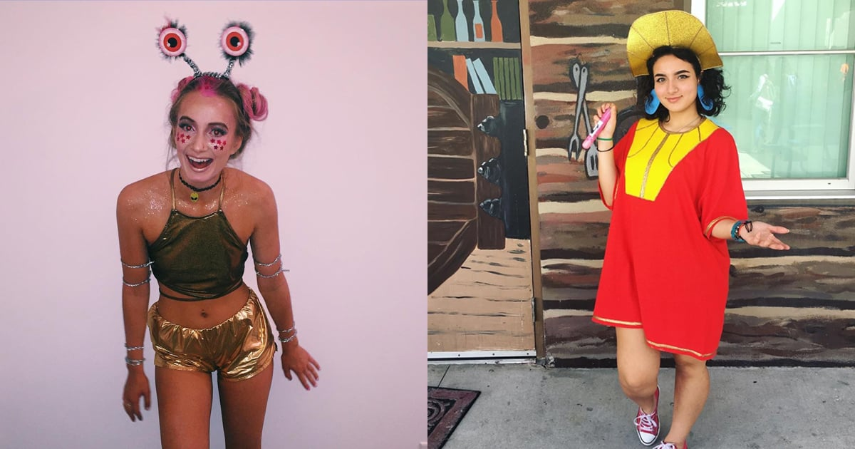 Top Diy Halloween Costumes 2019