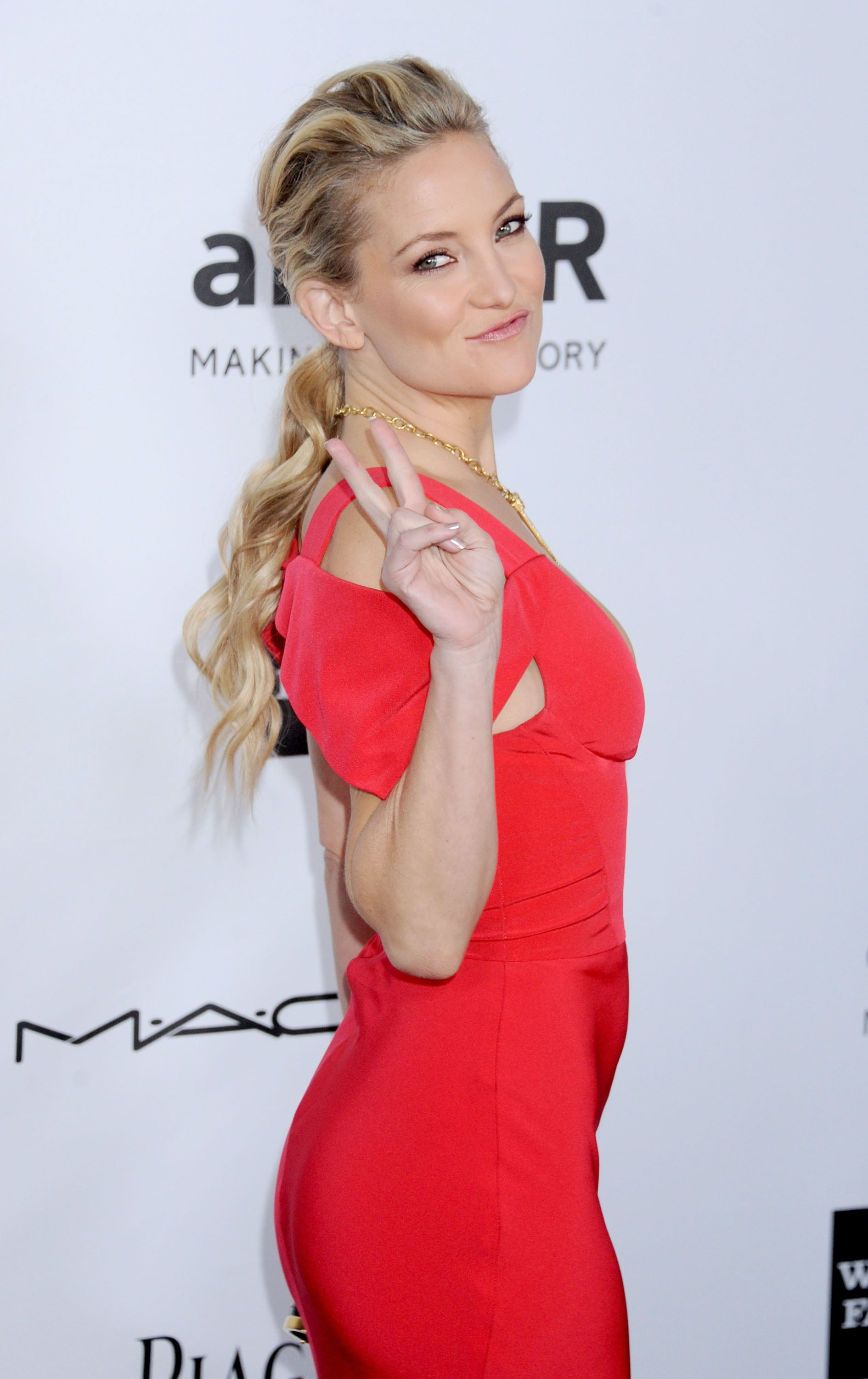 Kate Hudson attended the event held at Milk Studios in LA.