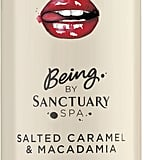 Being Salted Caramel & Macadamia Body Lotion