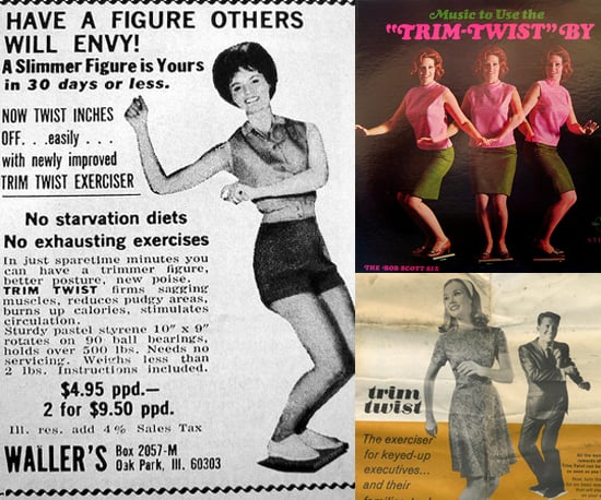 Let's Twist Again | 1960s Diet and Exercise Fads ...