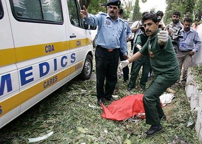 Bomb Blast at Danish Embassy in Pakistan Kills Eight