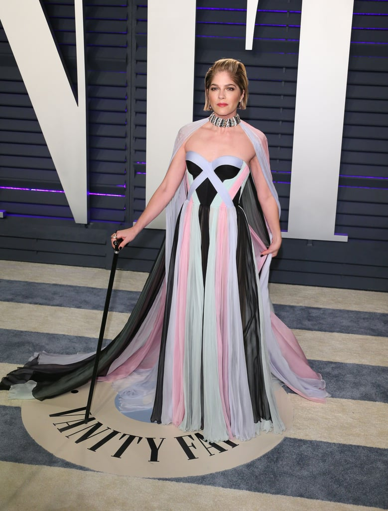 Selma Blair at the 2019 Vanity Fair Oscar Party | Vanity ...