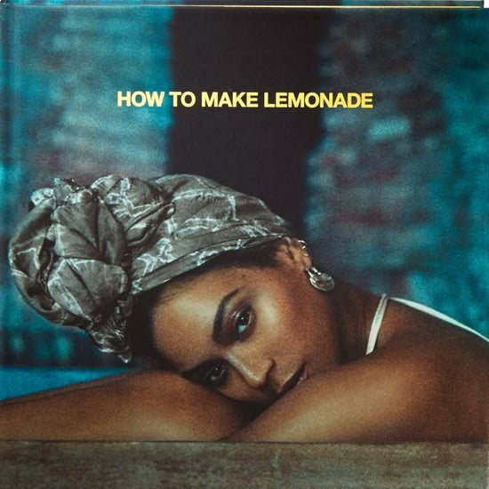 Beyonce Coffee-Table Book
