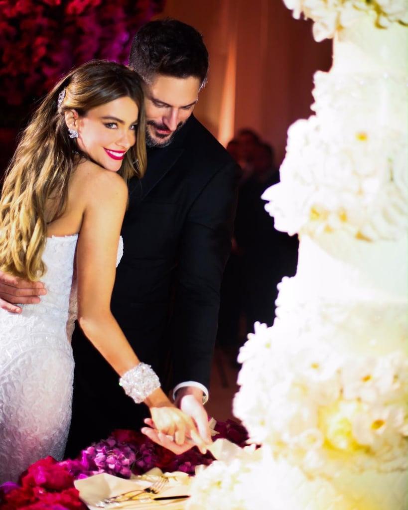 Details From Sofia Vergara and Joe Manganiello's Wedding
