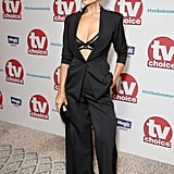 Catherine Tyldesley at the TV Choice Awards in September 2017