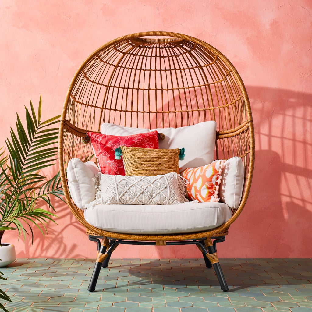 Target's Patio Furniture Is Bright, Bold, and Swoon-Worthy — Time to Splurge!