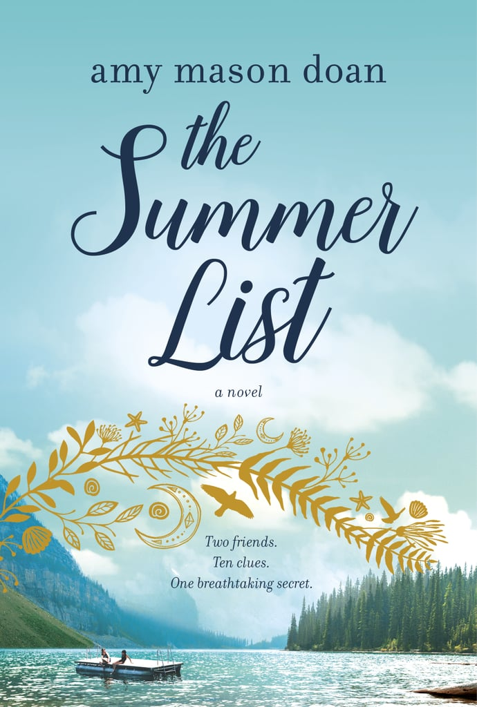 The Summer List by Amy Mason Doan, Out June 26