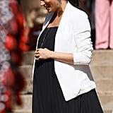 Meghan Markle Pregnancy Style