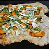 Butternut Squash and Brie Pizza