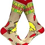 Taco Dirty to Me Socks