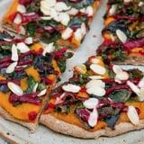 Butternut Squash, Kale, and Cranberry Pizza Recipe
