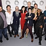 The Lost cast reunited on Sunday for PaleyFest in LA.
