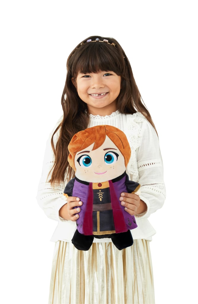 Cubcoats x Disney Anna 2-in-1 Stuffed Animal Hoodie