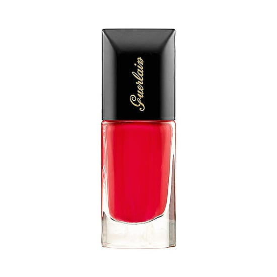 Leave it to Guerlain to conjure up the most perfectly fashionable red: A La Parisienne ($23).