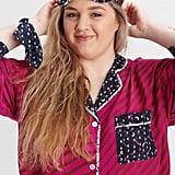 Tanya Taylor Remixed + Restitched Pajama Set