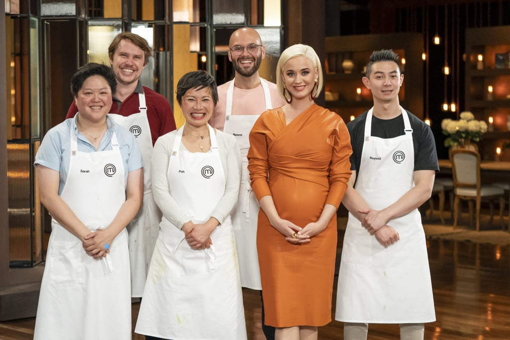 MasterChef Contestants React to Katy Perry in the Kitchen