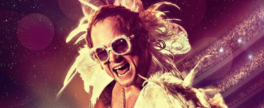 Who Plays Elton John in Rocketman?