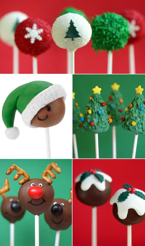 Make Merry With These 15 Christmas Cake Pops