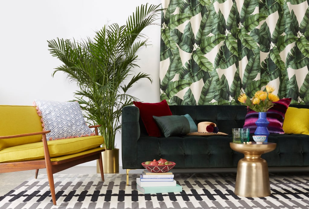 Create a Tropical Setting Indoors