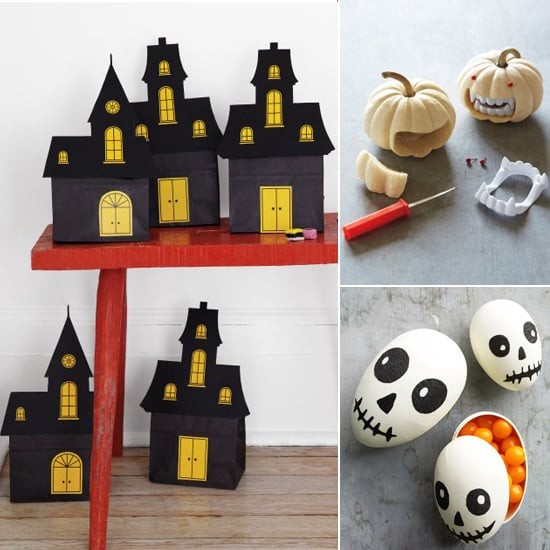 halloween party craft ideas martha stewart s ideas crafts 4619