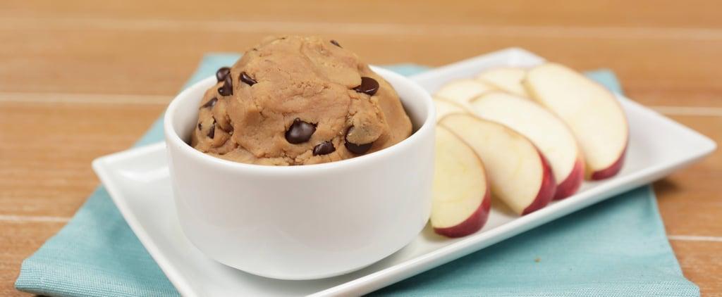Gluten-Free Chickpea Cookie Dough