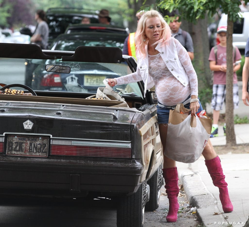 Whoa! Naomi Watts Undergoes a Drastic Makeover For Her Latest Project
