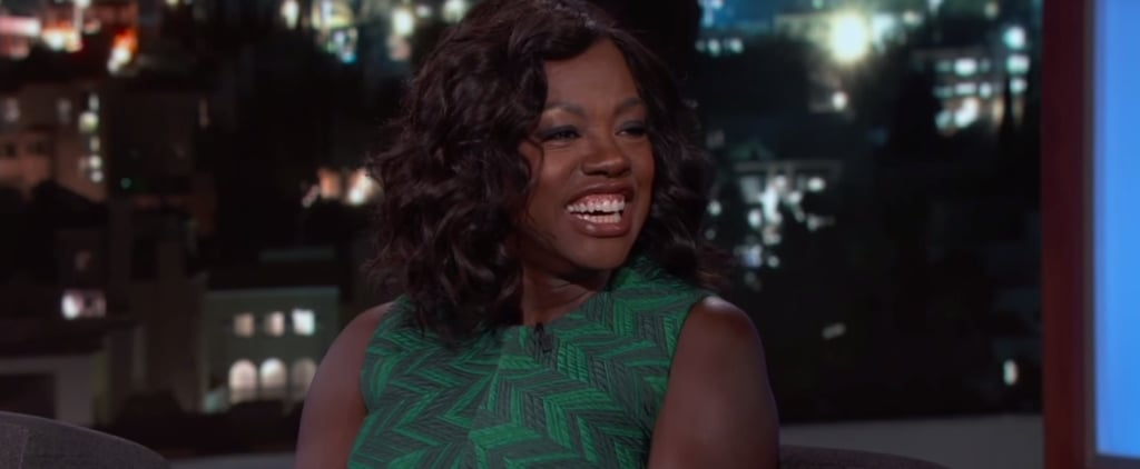 Viola Davis Explains the Hilarious Reason Why She Didn't Want to Win an Emmy