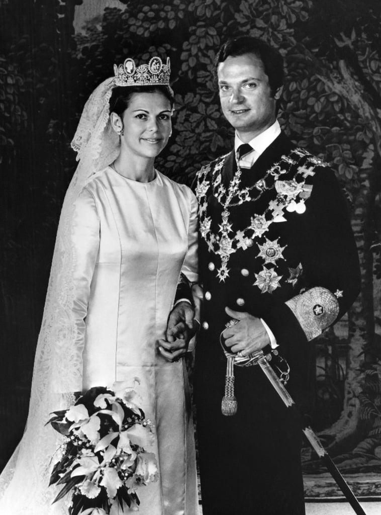 King Carl XVI Gustaf and Silvia Sommerlath