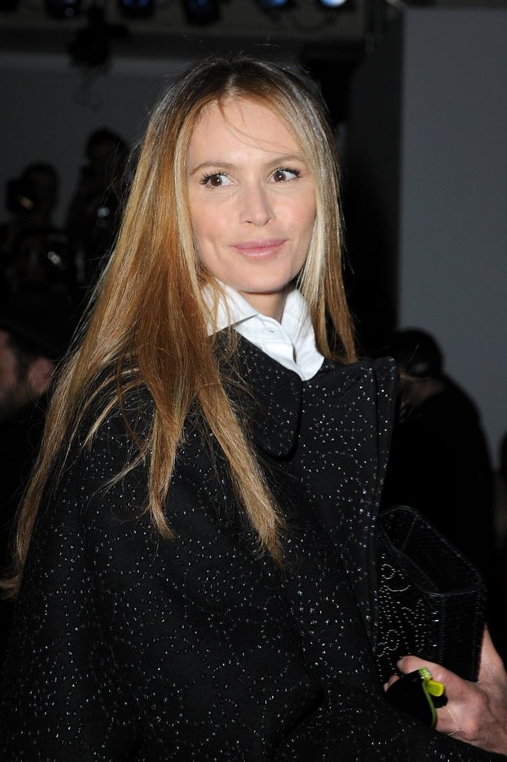 Elle Macpherson at Schiaparelli | Celebrity Hair and ...