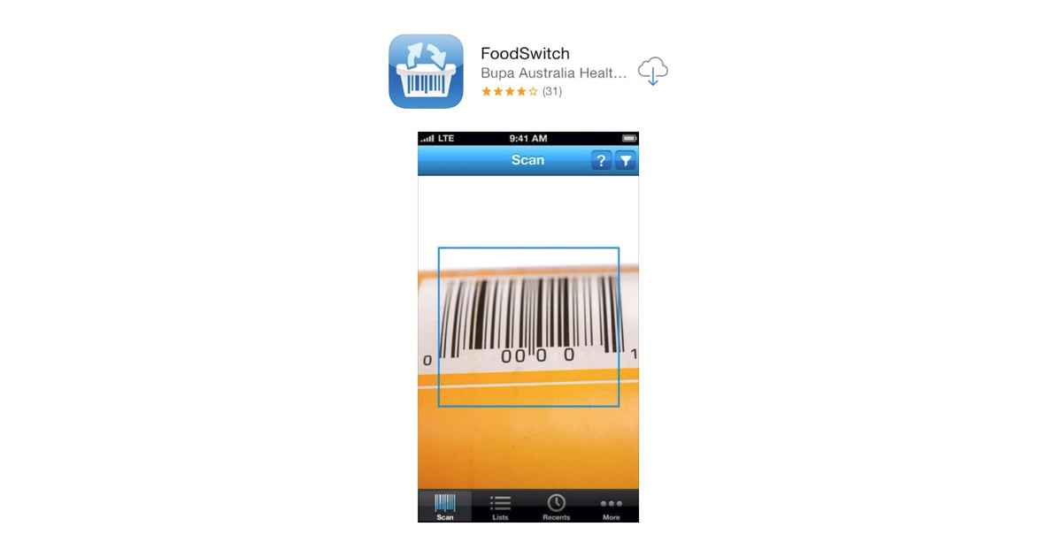 Smart Choice Auto >> FoodSwitch | 6 Gluten Free Apps That Do More Than You Know | POPSUGAR Fitness Australia Photo 6