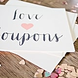 Make Love Coupons