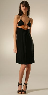 The Look For Less: Ingwa; Melero Nova Spaghetti Dress