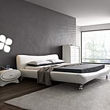 US Pride Furniture Joyce Contemporary Platform Bed