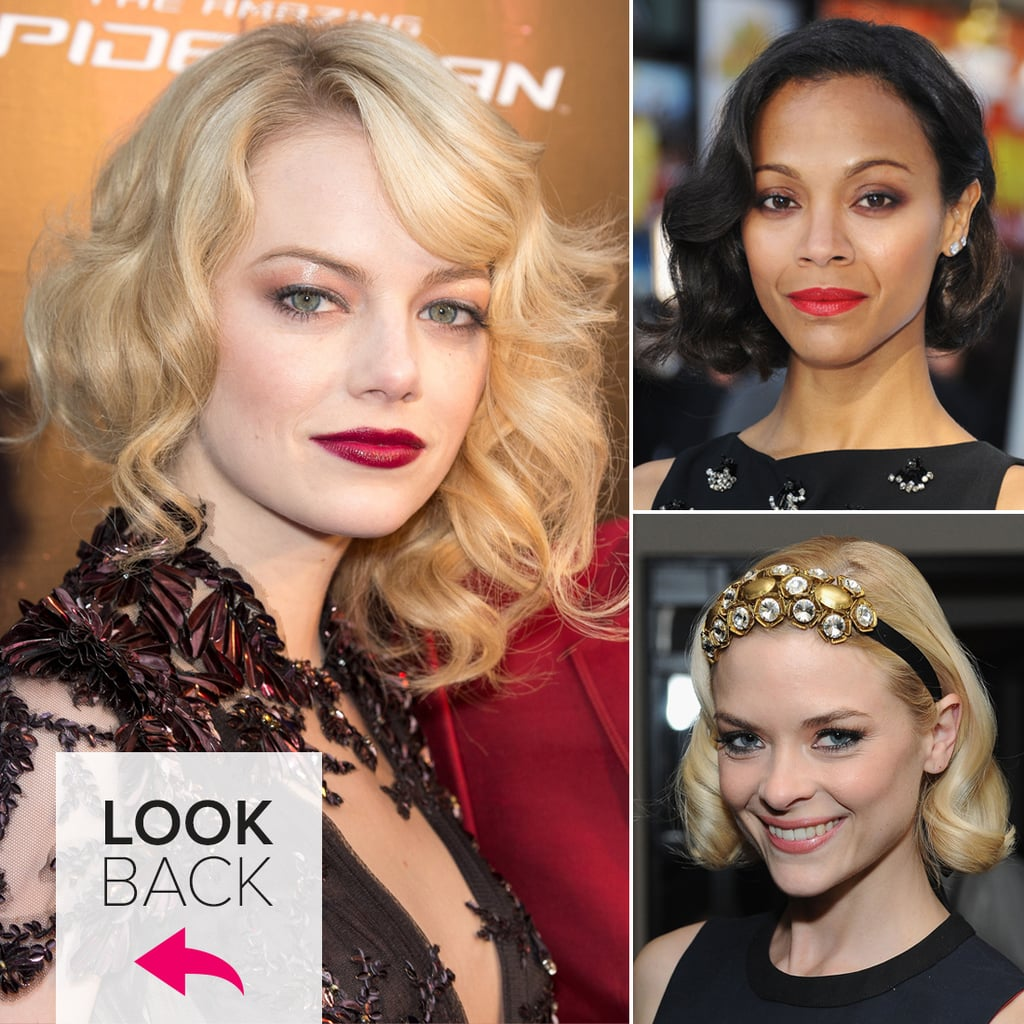 Throwback Thursday: Celebrities Who Love Gatsby-Era Hairstyles