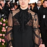 Harry Styles at the 2019 Met Gala