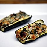 Courgette Boats