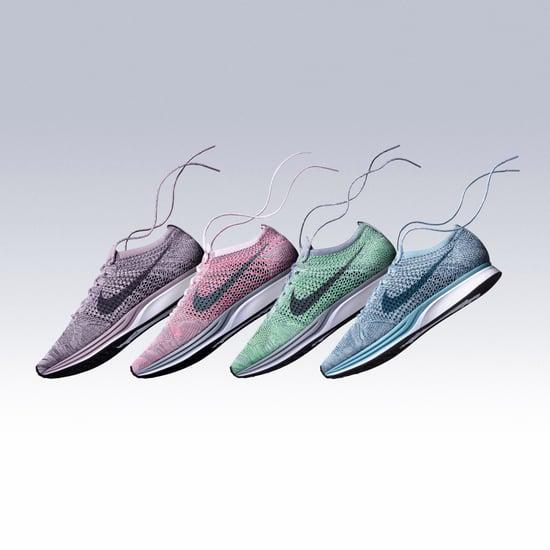 Nike Flyknit Racer Macaron Sneakers
