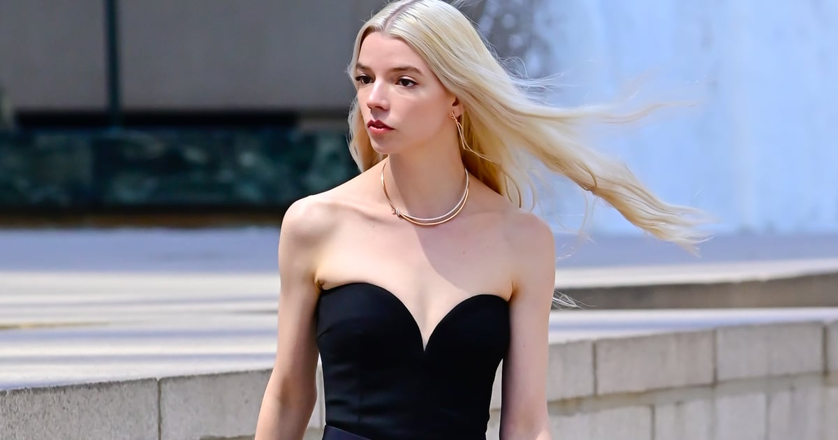 Anya Taylor-Joy's Chic Bodysuit and Tailored Trousers Makes Us Want to Dress Up.jpg
