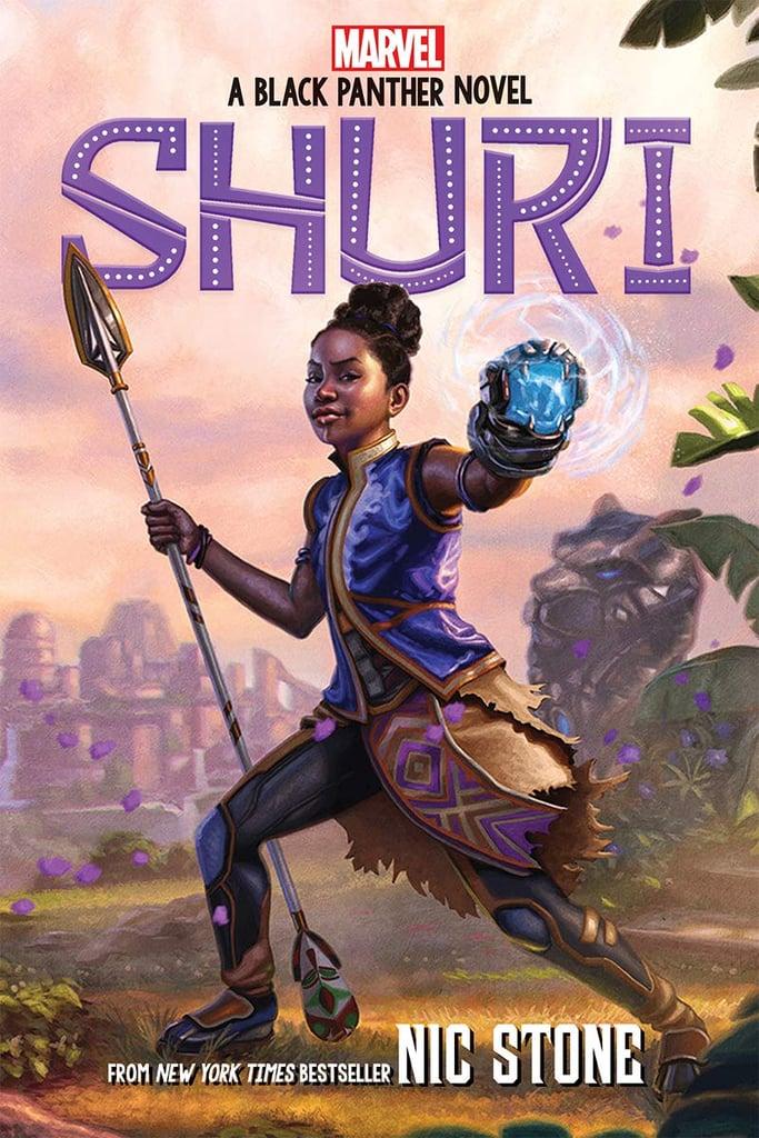 Shuri: A Black Panther Adventure Series
